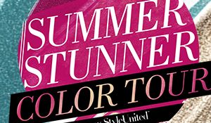 P&G Beauty Summer Stunner Color Tour