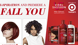 Target | Vidal Sassoon Digital Program